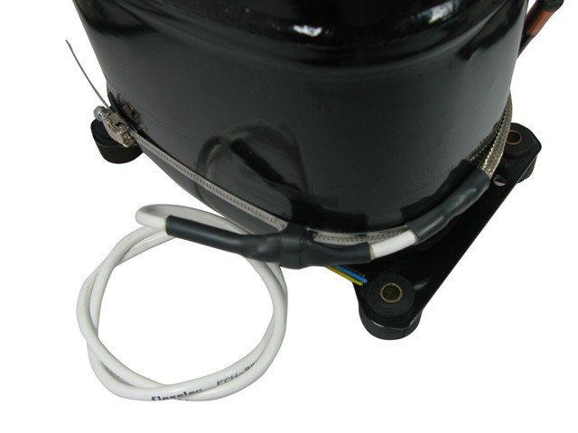 Crankcase Heater Integrated Thermostat For